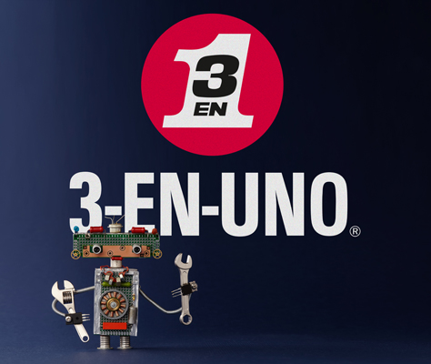 Packaging Lubricante 3-EN-UNO
